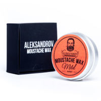 Aleksandrov Moustache Wax Mild Sunset - Воск для усов 13 г