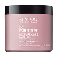 Revlon Professional Be Fabulous C.R.E.A.M. Anti-Frizz Mask - Дисциплинирующая маска 500 мл