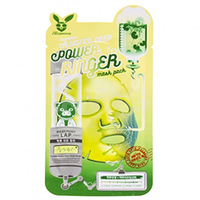 Elizavecca Deep Power Ringer Mask Pack Centella Asiatica - Маска для лица тканевая 23 мл