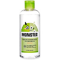 Etude House Et.Monster Micellar Cleansing Water - Мицеллярная вода 300 мл