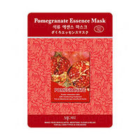 Mijin Cosmetics Essence Mask Pomegranate - Маска тканевая гранат 23 г