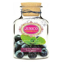 Mijin Cosmetics Junico Blueberry Essence Mask - Маска тканевая c экстрактом черники 25 г
