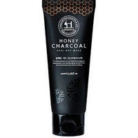 Gain Cosmetic Moksha Honey Charcoal Peel-Off Mask - Маска-пленка для лица 100 мл