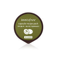 Innisfree Capsule Recipe Pack Red Kiwi - Маска для лица капсульная (красный киви) 10 мл