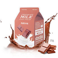 A'pieu Chocolate Milk One-Pack - Маска для лица тканевая шоколад 21 г