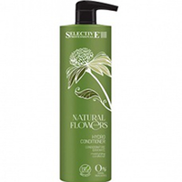 Selective Natural Flowers Hydro Conditioner - Аква-кондиционер 1000 мл