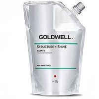 Goldwell Straight And Shine Agent 2 - Нейтрализатор 400 мл